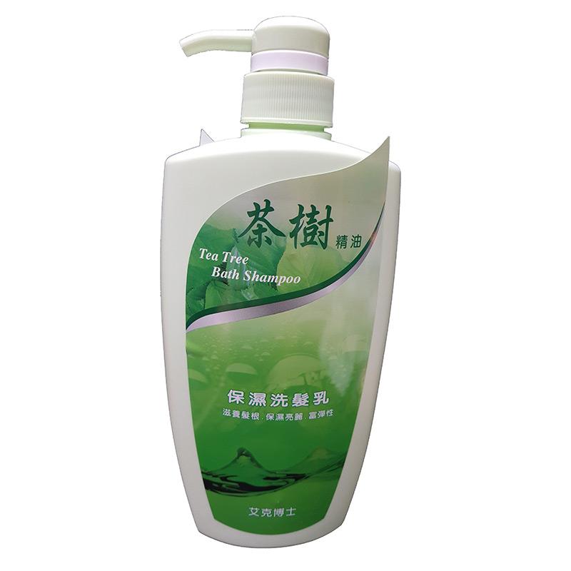 艾克博士茶樹精油洗髮乳